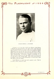 Page 109, 1929 Edition, Abilene High School - Flashlight Yearbook (Abilene, TX) online yearbook collection
