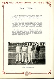 Page 124, 1929 Edition, Abilene High School - Flashlight Yearbook (Abilene, TX) online yearbook collection
