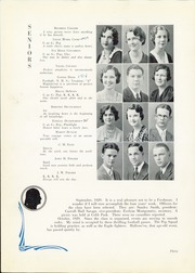 Page 38, 1932 Edition, Abilene High School - Flashlight Yearbook (Abilene, TX) online yearbook collection