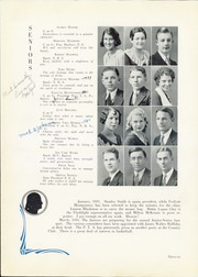 Page 44, 1932 Edition, Abilene High School - Flashlight Yearbook (Abilene, TX) online yearbook collection