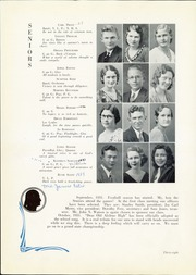 Page 46, 1932 Edition, Abilene High School - Flashlight Yearbook (Abilene, TX) online yearbook collection