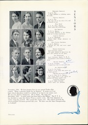 Page 47, 1932 Edition, Abilene High School - Flashlight Yearbook (Abilene, TX) online yearbook collection
