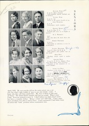 Page 49, 1932 Edition, Abilene High School - Flashlight Yearbook (Abilene, TX) online yearbook collection