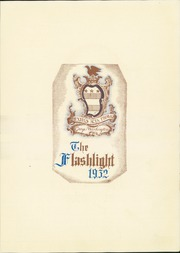 Page 9, 1932 Edition, Abilene High School - Flashlight Yearbook (Abilene, TX) online yearbook collection