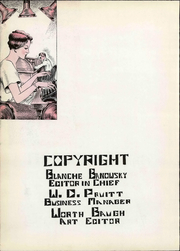 Page 8, 1934 Edition, Abilene High School - Flashlight Yearbook (Abilene, TX) online yearbook collection