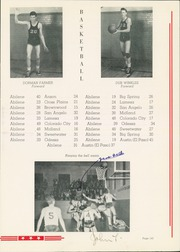 Page 201, 1942 Edition, Abilene High School - Flashlight Yearbook (Abilene, TX) online yearbook collection