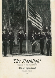 Page 7, 1943 Edition, Abilene High School - Flashlight Yearbook (Abilene, TX) online yearbook collection