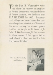 Page 9, 1943 Edition, Abilene High School - Flashlight Yearbook (Abilene, TX) online yearbook collection