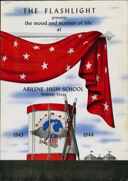 Page 7, 1944 Edition, Abilene High School - Flashlight Yearbook (Abilene, TX) online yearbook collection