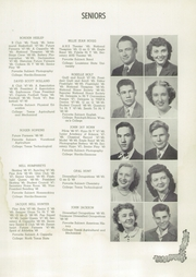 Page 35, 1949 Edition, Abilene High School - Flashlight Yearbook (Abilene, TX) online yearbook collection
