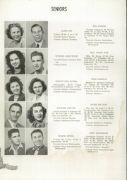 Page 40, 1949 Edition, Abilene High School - Flashlight Yearbook (Abilene, TX) online yearbook collection
