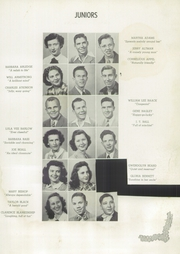 Page 47, 1949 Edition, Abilene High School - Flashlight Yearbook (Abilene, TX) online yearbook collection