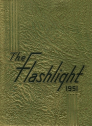 1951 Edition, Abilene High School - Flashlight Yearbook (Abilene, TX)