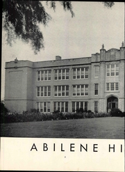 Page 8, 1952 Edition, Abilene High School - Flashlight Yearbook (Abilene, TX) online yearbook collection
