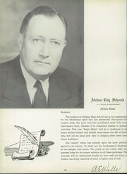 Page 14, 1953 Edition, Abilene High School - Flashlight Yearbook (Abilene, TX) online yearbook collection