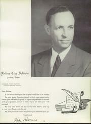 Page 15, 1953 Edition, Abilene High School - Flashlight Yearbook (Abilene, TX) online yearbook collection