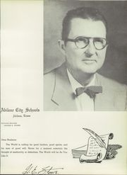 Page 17, 1953 Edition, Abilene High School - Flashlight Yearbook (Abilene, TX) online yearbook collection
