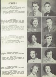 Page 55, 1953 Edition, Abilene High School - Flashlight Yearbook (Abilene, TX) online yearbook collection