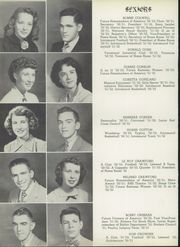 Page 56, 1953 Edition, Abilene High School - Flashlight Yearbook (Abilene, TX) online yearbook collection