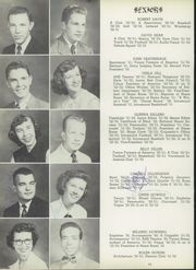 Page 58, 1953 Edition, Abilene High School - Flashlight Yearbook (Abilene, TX) online yearbook collection