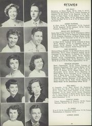 Page 64, 1953 Edition, Abilene High School - Flashlight Yearbook (Abilene, TX) online yearbook collection