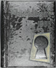 1955 Edition, Abilene High School - Flashlight Yearbook (Abilene, TX)