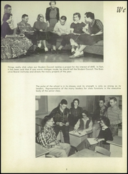 Page 12, 1957 Edition, Abilene High School - Flashlight Yearbook (Abilene, TX) online yearbook collection