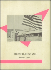 Page 5, 1957 Edition, Abilene High School - Flashlight Yearbook (Abilene, TX) online yearbook collection