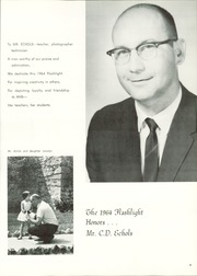 Page 13, 1964 Edition, Abilene High School - Flashlight Yearbook (Abilene, TX) online yearbook collection