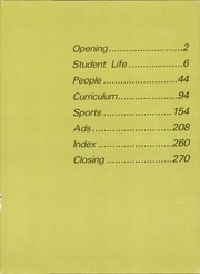 Page 3, 1981 Edition, Abilene High School - Flashlight Yearbook (Abilene, TX) online yearbook collection