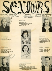 Page 12, 1941 Edition, Pine Tree High School - Buccaneer Yearbook (Longview, TX) online yearbook collection