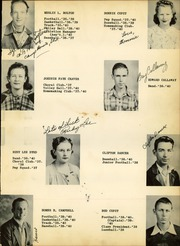 Page 13, 1941 Edition, Pine Tree High School - Buccaneer Yearbook (Longview, TX) online yearbook collection
