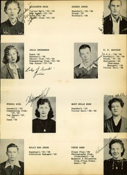 Page 15, 1941 Edition, Pine Tree High School - Buccaneer Yearbook (Longview, TX) online yearbook collection
