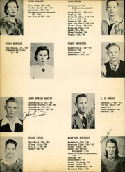 Page 16, 1941 Edition, Pine Tree High School - Buccaneer Yearbook (Longview, TX) online yearbook collection