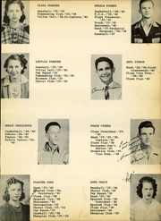 Page 17, 1941 Edition, Pine Tree High School - Buccaneer Yearbook (Longview, TX) online yearbook collection