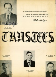 Page 8, 1941 Edition, Pine Tree High School - Buccaneer Yearbook (Longview, TX) online yearbook collection