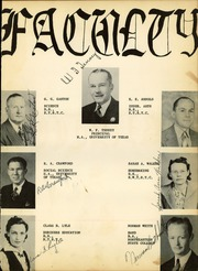 Page 9, 1941 Edition, Pine Tree High School - Buccaneer Yearbook (Longview, TX) online yearbook collection