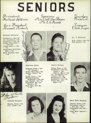 Page 14, 1942 Edition, Pine Tree High School - Buccaneer Yearbook (Longview, TX) online yearbook collection