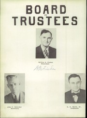 Page 8, 1942 Edition, Pine Tree High School - Buccaneer Yearbook (Longview, TX) online yearbook collection