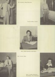 Page 14, 1951 Edition, Pine Tree High School - Buccaneer Yearbook (Longview, TX) online yearbook collection