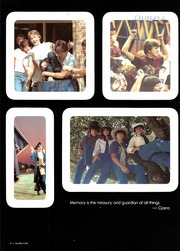Page 8, 1983 Edition, Pine Tree High School - Buccaneer Yearbook (Longview, TX) online yearbook collection