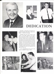 Page 10, 1968 Edition, Mission High School - Eagle Yearbook (Mission, TX) online yearbook collection