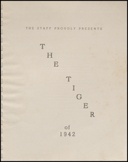 Page 5, 1942 Edition, Daingerfield High School - Den Yearbook (Daingerfield, TX) online yearbook collection