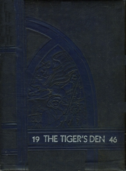 Page 1, 1946 Edition, Daingerfield High School - Den Yearbook (Daingerfield, TX) online yearbook collection