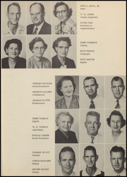 Page 13, 1954 Edition, Daingerfield High School - Den Yearbook (Daingerfield, TX) online yearbook collection