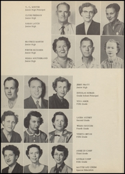 Page 14, 1954 Edition, Daingerfield High School - Den Yearbook (Daingerfield, TX) online yearbook collection
