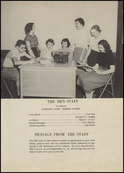 Page 9, 1954 Edition, Daingerfield High School - Den Yearbook (Daingerfield, TX) online yearbook collection