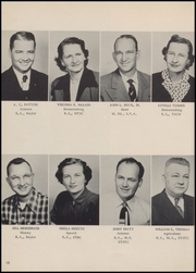 Page 16, 1955 Edition, Daingerfield High School - Den Yearbook (Daingerfield, TX) online yearbook collection