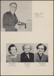 Page 17, 1955 Edition, Daingerfield High School - Den Yearbook (Daingerfield, TX) online yearbook collection