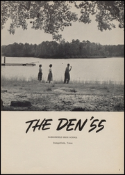 Page 5, 1955 Edition, Daingerfield High School - Den Yearbook (Daingerfield, TX) online yearbook collection